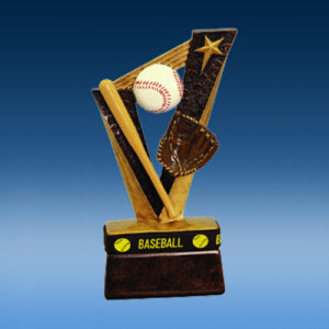 Baseball TrophyBand Resin-0